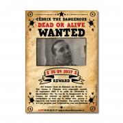 Anniversaire Wanted